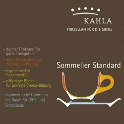 Cafe Sommelier Cappuccino Italiano 0,18l