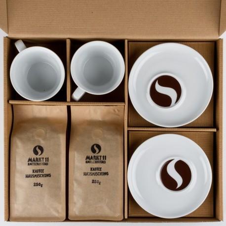 Geschenkbox Kaffee & KAHLA