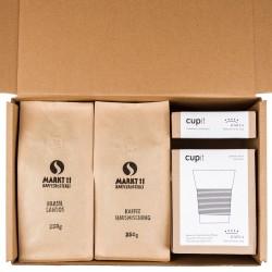 Geschenkbox Kaffee & KAHLA to go