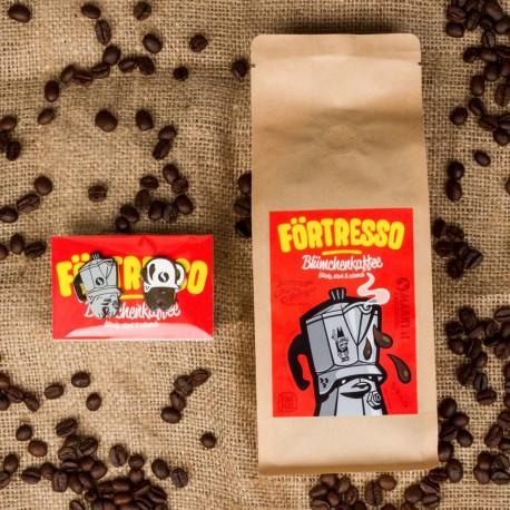 FÖRTRESSO Coffee Chic