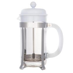 Kaffeebereiter Bodum® eisblau Vollansicht - Kaffee Shop Markt 11