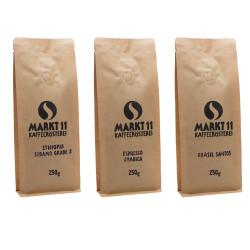 Geschenkbox Balkonien - Kaffee Shop Markt 11 -  Espresso