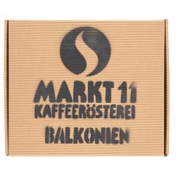Geschenkbox Balkonien - Kaffee Shop Markt 11 - Box