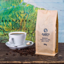 Brazilian Amazonas Coffee Direct Trade - Kaffee Shop Markt 11