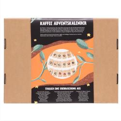 Kaffee-Adventskalender | Ansicht hinten | Markt 11 Kaffeerösterei