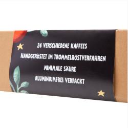 Kaffee-Adventskalender | Ansicht Seite | Markt 11 Kaffeerösterei
