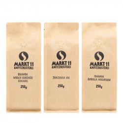 Geschenkbox Kaffee Afrika - Kaffeesorten 2