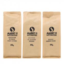 Geschenkbox Kaffee Karibik - Kaffeesorten 1