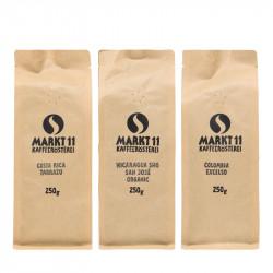 Geschenkbox Kaffee Karibik - Kaffeesorten 2