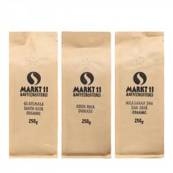 Geschenkbox Kaffee Amerika - Kaffeesorten 1