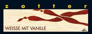 Weiße mit Vanille